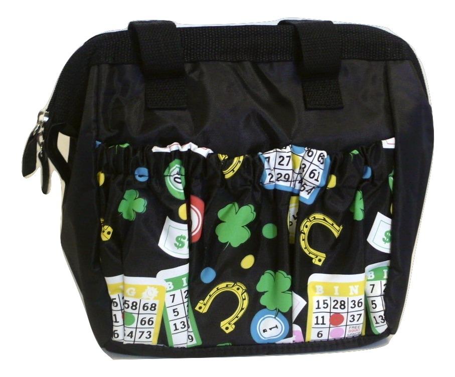 6 Pocket Dauber Tote tote, tote bag, dauber bags, dauber pocket bags