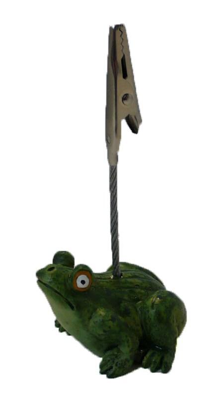 Frog Ticket Holder  Ticket ,Holder, novelty, cheap, gift ,christmas, frog