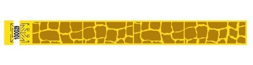 GIRAFFE WRISTBANDS Wristband