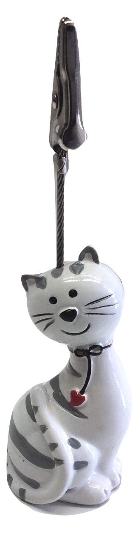 Happy Kitty Ticket Holder