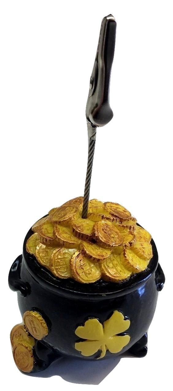 Pot of Gold Ticket Holder