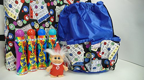 Single Bingo Cushion Gift Set 2 gift set