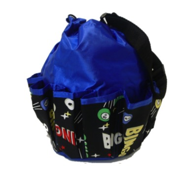 Bingo Balls Space Bag DAUBER BAG, BAG, POCKET